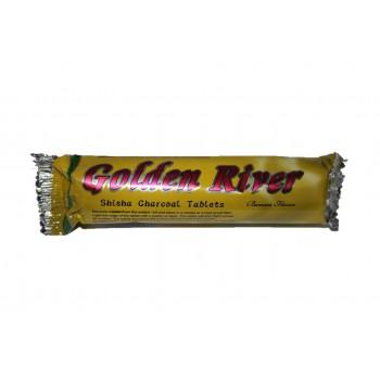 Ароматни въглени Golden River с аромат на банан