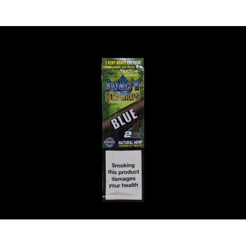 Двоен блънт Juicy  Blue