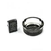 Комплект запалка и пепелник Jack Daniels