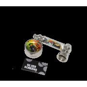 Комплект лула и гриндер