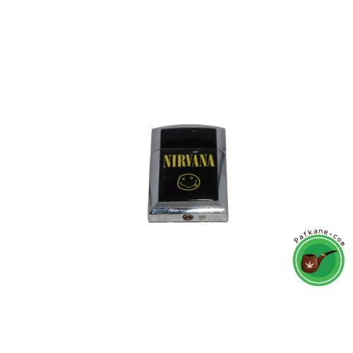Метална запалка Nirvana
