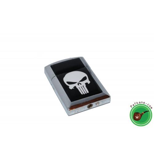 Метална запалка Punisher