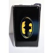 Метална запалка с огледална повърхност Batman