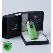 Запалка за пури Lamborghini зелена