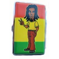 Табакера за  цигари Bob Marley