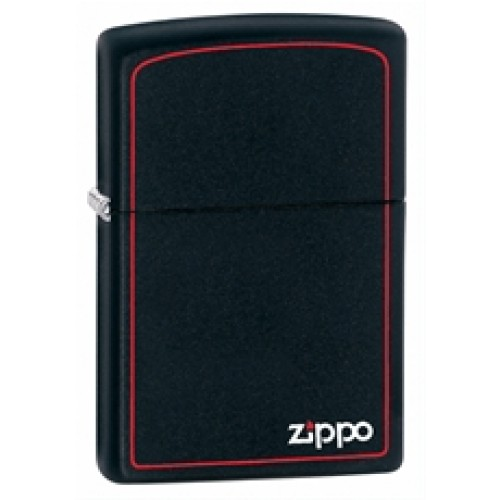Запалка Zippo Black and Red