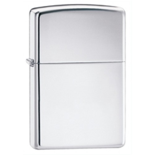 Запалка Zippo High Polish Chrome