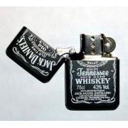 Бензинова запалка Jack Daniels черна