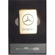 Елегантна метална USB запалка Mercedes