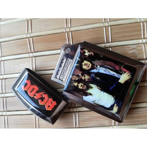 Метална запалка AC/DC