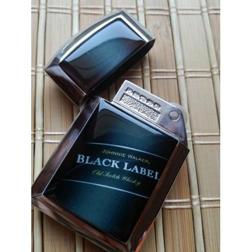 Метална запалка Johny Walker Black Label