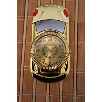 Метална запалка часовник