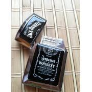 Запалка Jack Daniels черна
