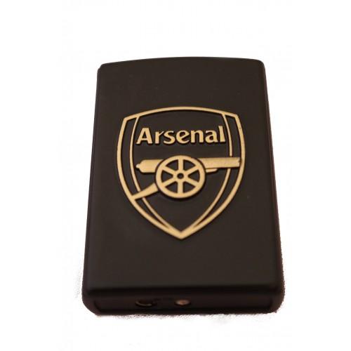 Метална запалка със странично палене Arsenal