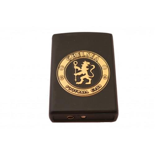 Метална запалка със странично палене Chelsea