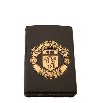 Метална запалка със странично палене Manchester United