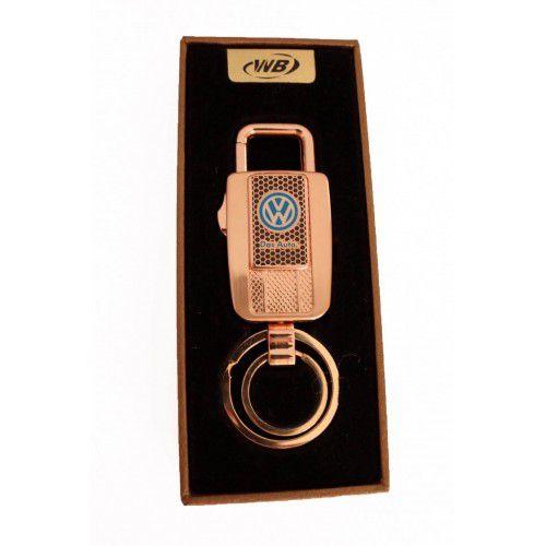 Метална USB запалка Volkswagen Ключодържател