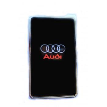 Метална запалка с огледална повърхност Audi
