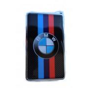 Метална запалка с огледална повърхност BMW