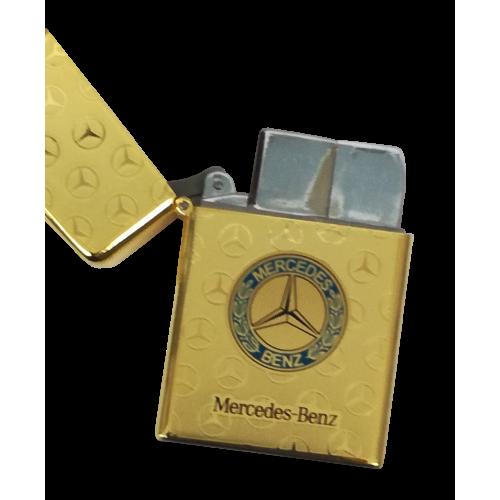 Метална запалка Mercedes