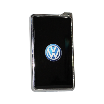 Метална запалка с огледална повърхност Volkswagen