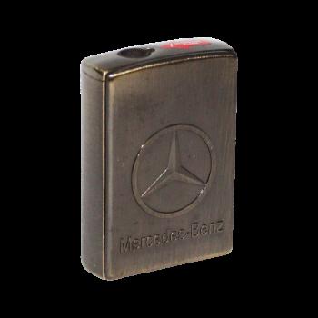 Метална запалка със странично палене Мерцедес