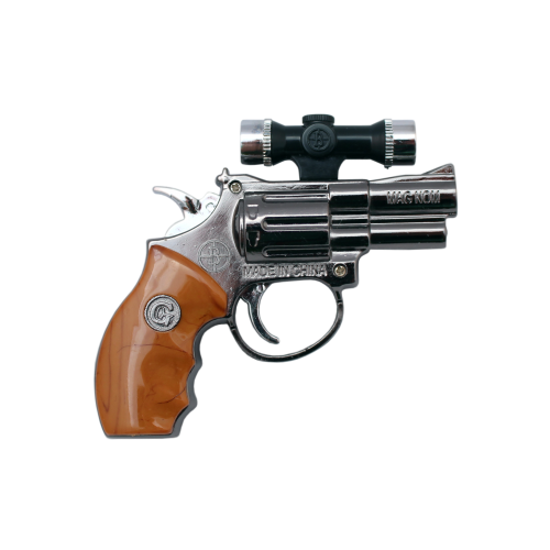 Запалка пистолет с лазер и фенерче