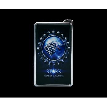 Метална запалка с огледална повърхност Stark